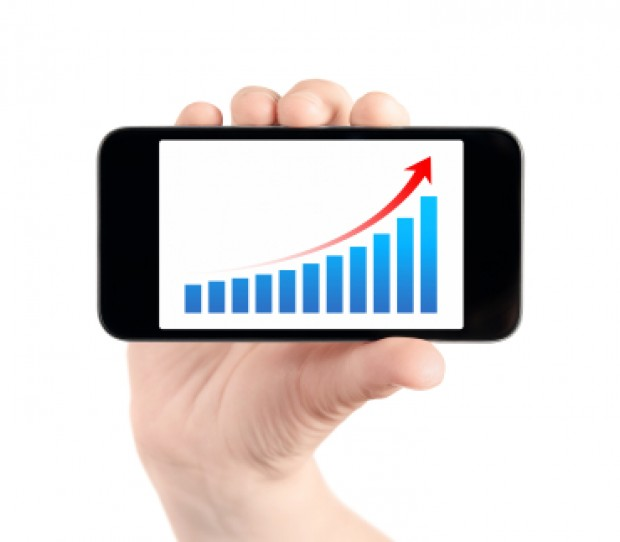 Growth UK Mobile Ad Spend