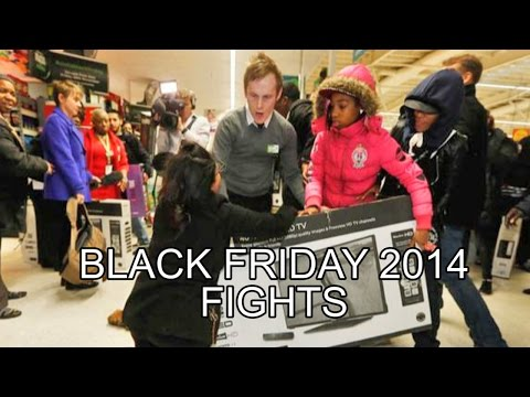 Black Friday goes digital, and mobile, in the UK