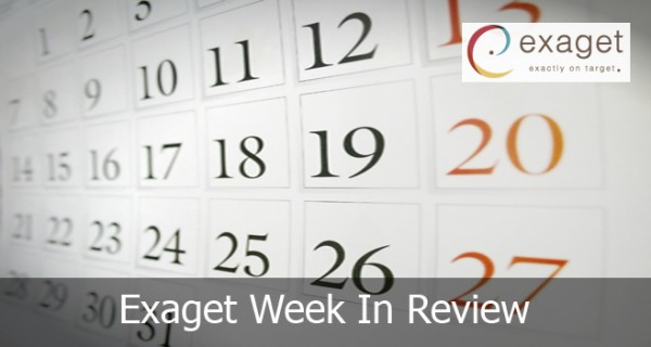 Exaget Week in review