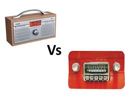 DAB vs. AM/FM Radio in the UK