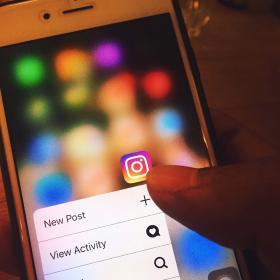 mobile advertising - Instagram