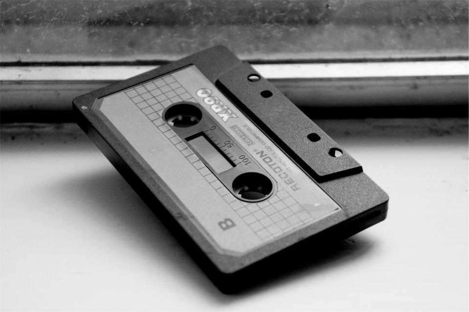 Week in Review - Cassette Tapes