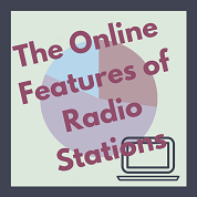 The Online Features of Radio Stations | Infographic